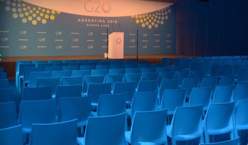 Começa hoje em Buenos Aires o G-20