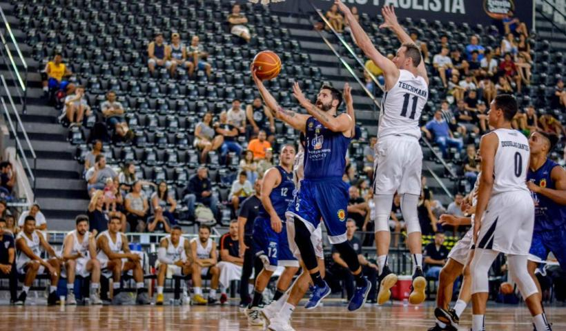 São José Basketball quebra jejum e vence Corinthians