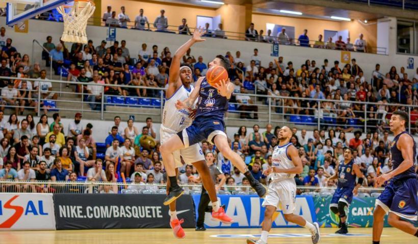 São José Basketball surpreende o Minas, em BH, e se recupera no NBB