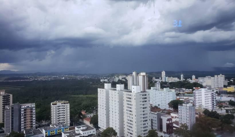 Chuvas serão mais intensas no Vale a partir desta quinta-feira (14/03)