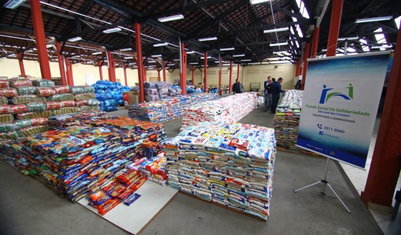 São José dos Campos espera verba para construir o banco de alimentos