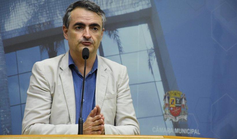 Petiti (MDB) se despede da vereança e Dié (PSDB) assume amanhã