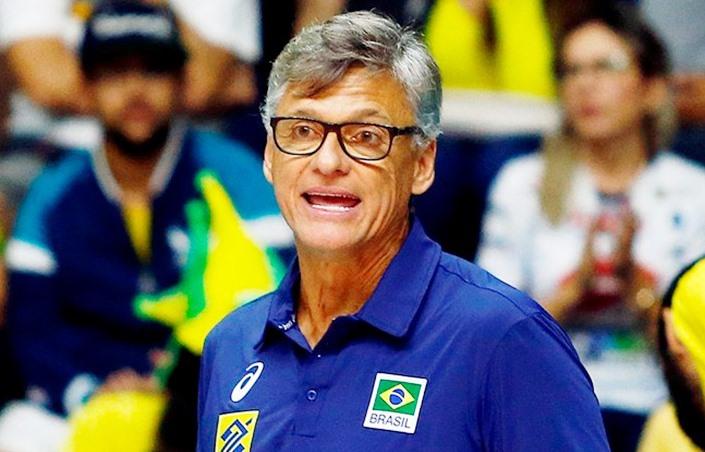 Vôlei Taubaté contrata técnico da Seleção Brasileira