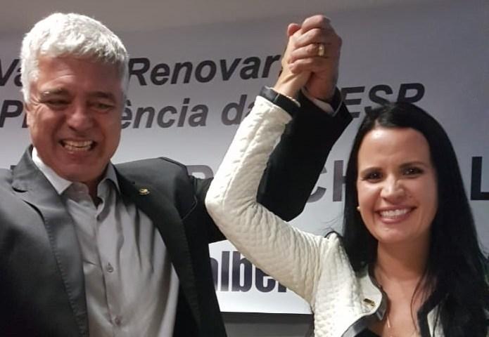 """""""Fui eleita para ser uma funcionária da População"""", diz Letícia Aguiar"""