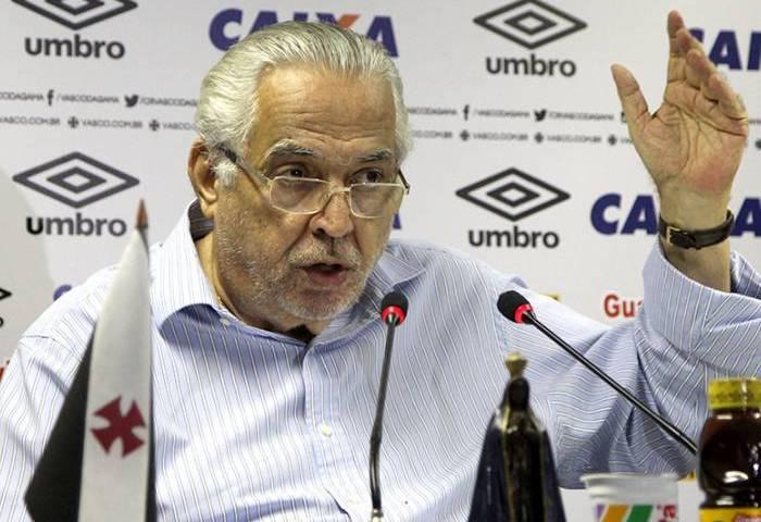 Morre Eurico Miranda, ex-presidente do Vasco da Gama
