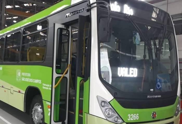 Novos ônibus da Viação Expresso Maringá do Vale