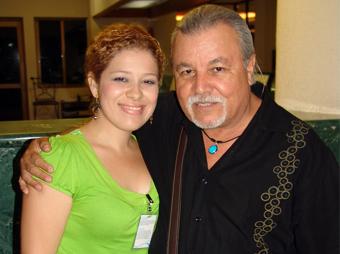 Nabil Abaroa, ¡saludotes hasta Guaymas!