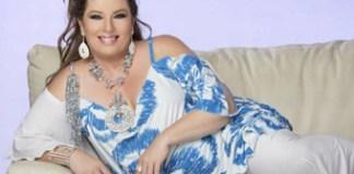 Margarita la Diosa de la Cumbia y Paquita la del Barrio en concierto en Hermosillo