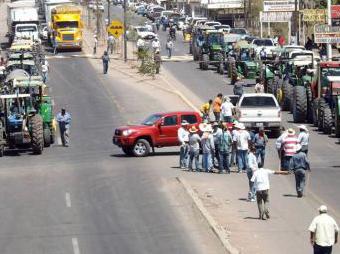 Dejarán Yaquis libre tránsito en Vícam por 4 días