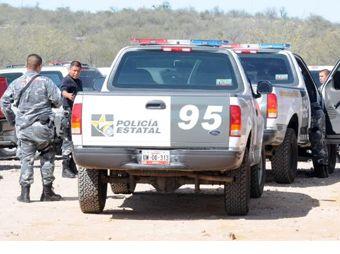 Muere bebé en Navojoa al chocar auto de sus padres con patrulla de la PEI