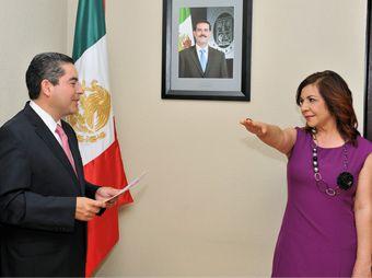 Angélica Payán es la nueva titular del ISM
