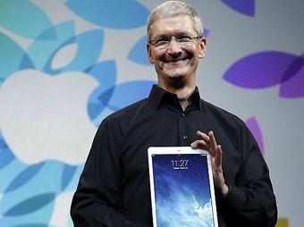 Apple presenta