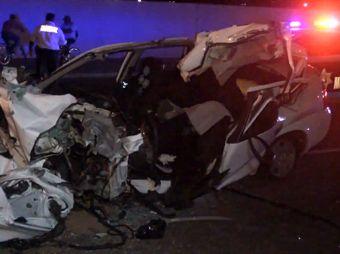 Muere hombre en aparatoso choque frente al Aeropuerto de Hermosillo