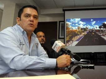 Presenta puente deprimido en Encinas y Navarrete 19% de avances