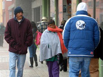 Alertan por llegada de segunda tormenta invernal a Sonora