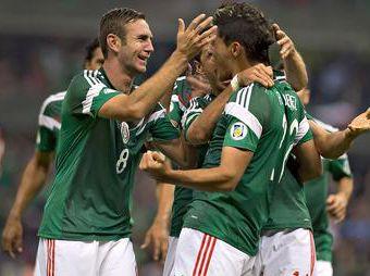 Con un pie en el mundial; Gana México a Nueva Zelanda 3-0