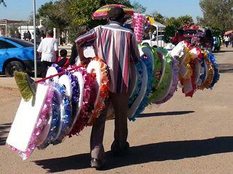 En calma, festejos de Día de Muertos en Sonora
