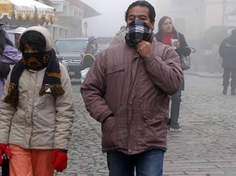 Registra Sonora temperatura mínima de 3 grados bajo cero