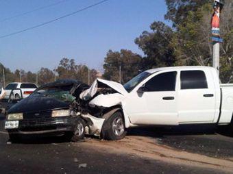 Recomiendan a conductores no huir de accidentes