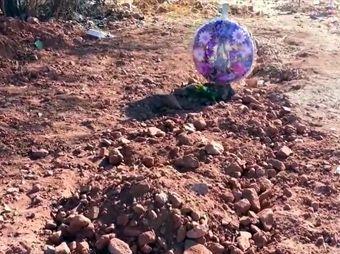 Sepultan en Guaymas a jornalero que no pudo pagar hospital