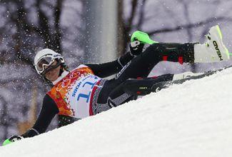 Cae mexicano en su participación en Sochi 2014