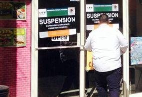 Cierra Profeco restaurante en Hermosillo por negar entrada a persona invidente