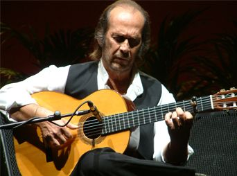 Muere de un infarto el guitarrista Paco de Lucía