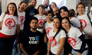 Se manifiesta COAT en contra de circos con espectáculos de animales