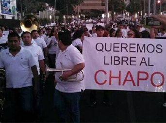 Sorprendido 'Malova' por marcha a favor del 'Chapo' Guzmán