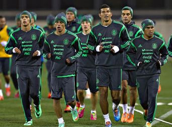 Con equipo completo México enfrentará a Nigeria