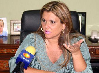 Denuncia PRD a Claudia Pavlovich por actos anticipados de campaña
