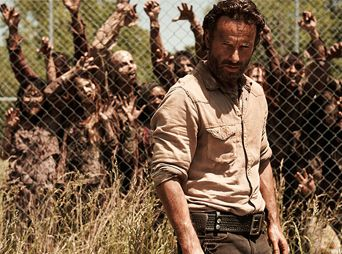 Recuento de la cuarta temporada de The Walking Dead
