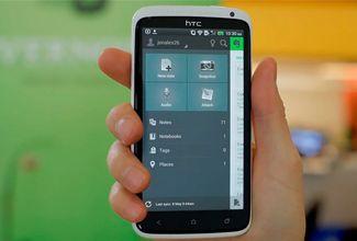 Evernote se actualiza en su versión para Android