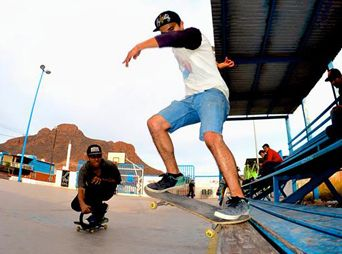 "Lanzan convocatoria para la ""Copa Skate del Desierto"""