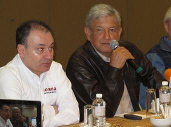 Morena será partido a finales de mayo: AMLO