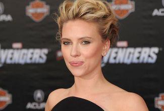 Scarlett Johansson podría estar embarazada