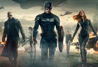 'Capitán América 2' impone récord de estreno en abril