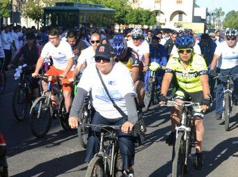 Celebran en Hermosillo el 'Día de la Actividad Física'