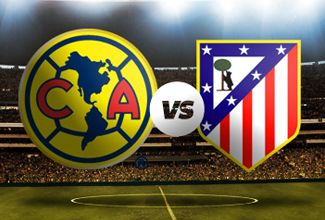 Enfrentará el América al Atlético de Madrid