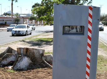 Postergan inicio de operaciones de los cinemómetros en Hermosillo