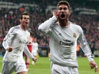 Real Madrid golea al Bayern y va a la final de la Champions