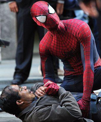 Spider-Man y las mega franquicias