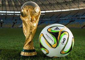 Con este balón se jugará la final del mundial