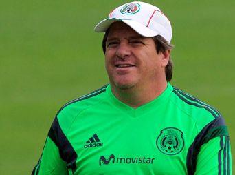 Filtran posible lista de México para Brasil 2014