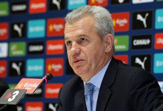 Javier Aguirre le dice adiós al Espanyol
