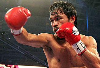 """Manny Pacquiao quiere pelear con Chávez Jr o el """"Canelo"""""""