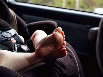Muere bebé en SLRC al ser olvidado en el interior de un vehículo