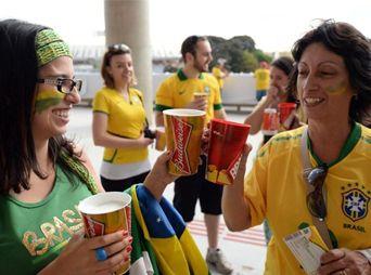 ¿Qué comerán y cuánto pagarán los asistentes al Mundial de Futbol?