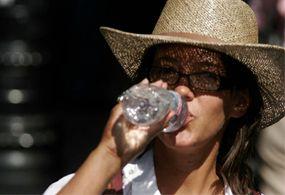 Reportan 43 grados en Guaymas