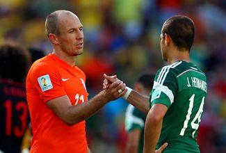 Acepta Robben 'clavado' en jugada del penal